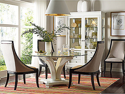 design home furniture. Dining Room Thomasville Furniture  Classic Wood Upholstered