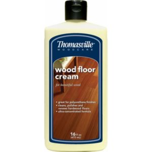 Wood Floor Cream